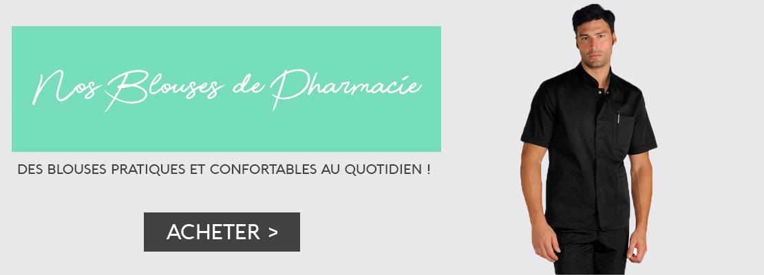Blouse pharmacie