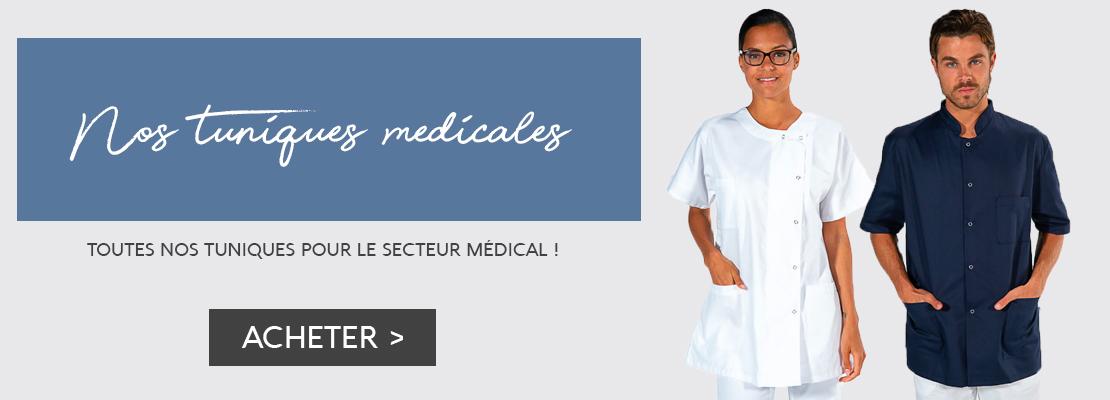 Tuniques médicales