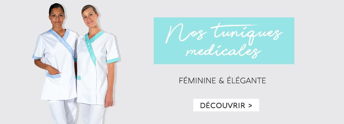 Tunique médicales